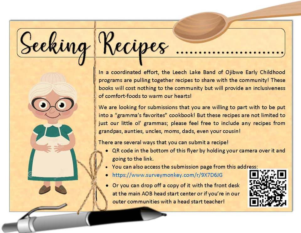 Seeking Recipes