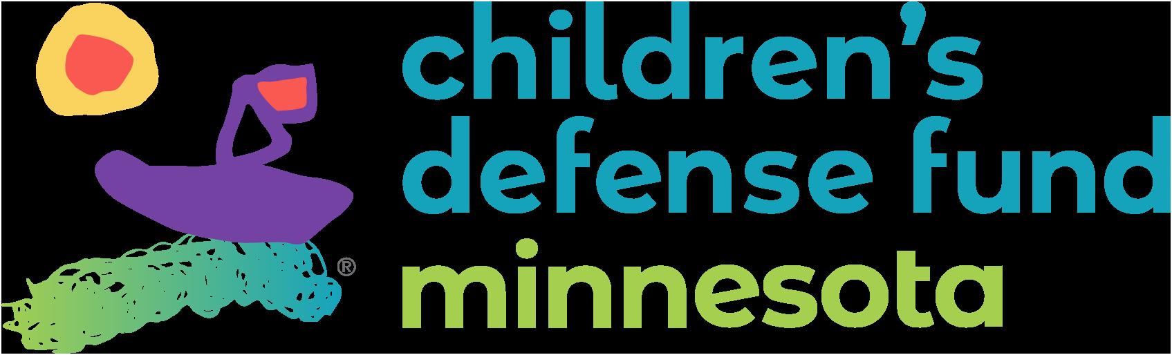 Children's defense fund MN Logo
