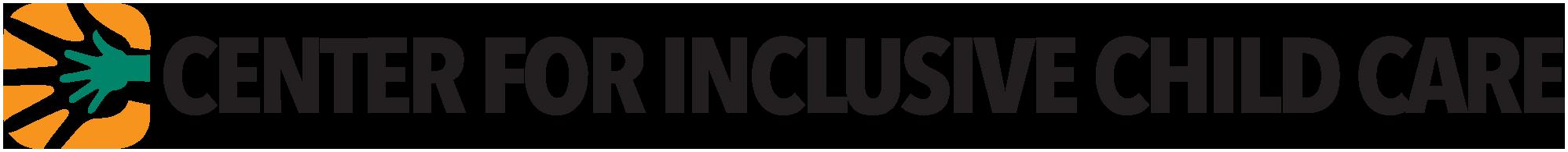 Center for Inclusive Child Care Logo