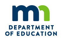MN Department of Education Logo
