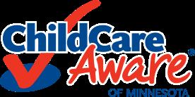 Child Care Aware of Minnesota Logo