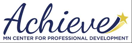 Achieve MN Center for Professional Development logo