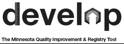 Develop logo - The Minnesota Quality Improvement & Registry Tool