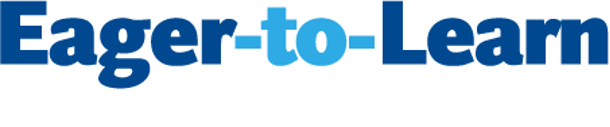 Eager-to-Learn logo